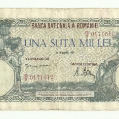 ROMANIA 100000 100.000 LEI 21 OCTOMBRIE 1946 [9]