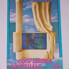 CONFLUENTE SPIRITUALE- CONTINE DEDICATIA, AUTOGRAFUL AUTORULUI - Biografie