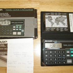 Calculator SHARP el-470 - Calculator Birou