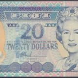 Bancnota Straine, Asia - Fiji 20 dolari UNC