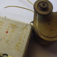 Motor electric\temporizator