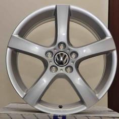 JANTE NOI ORIGINALE VW GOAL 17 inch - Janta aliaj Volkswagen, 7, 5, Numar prezoane: 5, PCD: 112