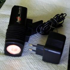 Lampa HAMA Magnum 30 mini 30W - Aparat Foto cu Film Konica Minolta