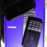 Vand Nokia X3 - Telefon Nokia, Negru, <1GB, Orange, Single core, 128 MB
