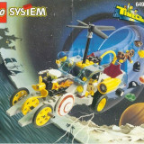 LEGO Cars - LEGO 6492 Hypno Cruiser