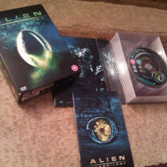 Alien Quadrilogy de luxe edition - Film SF, DVD, Engleza