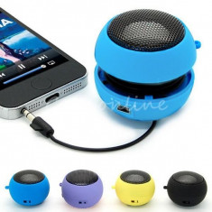 Boxe PC - Difuzor portabil pentru MP3 Player PSP IPOD