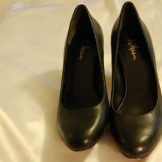 Pantofi piele COLE HAAN mar 39-40..noi..sua - Pantof dama Cole Haan, Culoare: Negru, Piele naturala