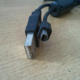 Cablu foto - Cablu de date pentru camere video / aparate foto.