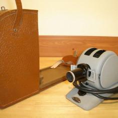 Aparat proiectie diapozitive minox NOU pt.rame 30mm - Aparat de Colectie