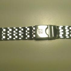 Bratara metalica de dama Tissot Prc 100 - Ceas dama Tissot, Elegant, Inox