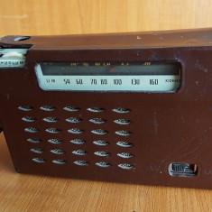 Vechi radio ELECTRONICA
