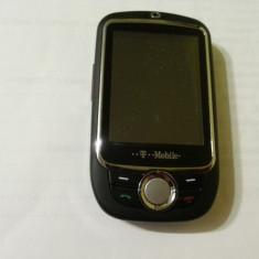 Telefon mobil ZTE, Negru, Nu se aplica, Neblocat, Fara procesor, Nu se aplica - ZTE-G X760 T-Mobile Vairy Touch - 109 lei