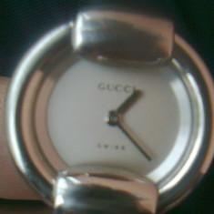 Ceas de dama gucci 1400 L - Ceas dama Gucci, Elegant, Quartz, Inox, Diametru carcasa: 25