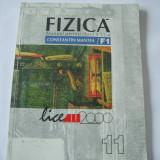 FIZICA CLASA A XI A F1 - Carte Fizica