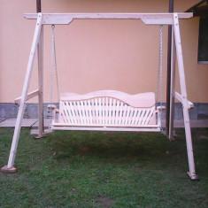 Leagan confonfortabil de gradina