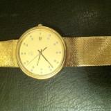 ceas de aur 18k, omega