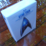 Film SF, BLU RAY, Altele - STAR TREK Collection 7 blu-ray box set