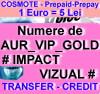 Vand ___ CREDIT __ CURAT __ NEFRAUDAT __ Cosmote __ TELEKOM ___ prin __Transfer ___Prepaid-Prepay __ 1 Euro  =  5  Lei,  pe -- PIATA -- COSTA -- 6 Lei