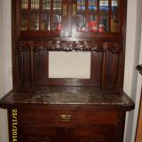 Urgent!!! Vand Mobila veche (2 buc) - Mobilier, Comode si bufete, Renastere, 1900 - 1949