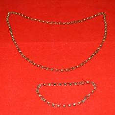 Lantisor aur, 14k, Unisex, Galben - Lant aur 14 ka