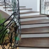 Scari lemn masiv stejar