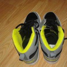 Adidasi barbati, Marime: 44, Negru, Textil - Bascheti (Papuci) Adidas NEO ieftini cu eticheta cu tot