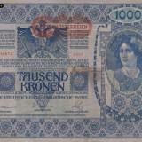 Bancnota Straine, Europa - AUSTRIA 1.000 kronen 1902 VF!!!