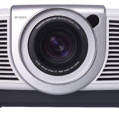 VIDEOPROIECTOR proiector Home Cinema BENQ W10000 NATIV FULL HD 1080P, FOCUS/ZOOM electric, LAMPA NOUA - Videoproiector Benq