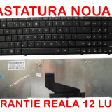 Tastatura laptop Asus K53S cu suruburi de pridere pe spate NOUA - GARANTIE 12 LUNI!