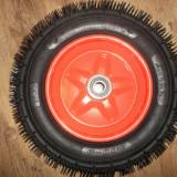 roata roaba portocalie 300-8 ,liza,carut,tractor,remorca,roaba,carucior