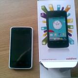 Vand Vodafone Smart Mini Alb Nou Nout - Telefon mobil Vodafone, 4GB, Single SIM, Single core