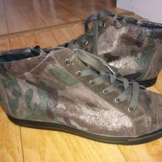 Pantofi dama - Pantofi sport din piele firma Semler marimea 38, sunt noi!