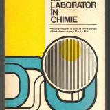 Carte tehnica - Tehnici de laborator in chimie- manual pentru licee cu profil de chimie-biologie, clasa a XI-a si a XII-a --- 1978