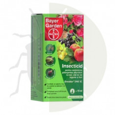 Insecticid - Acaricid sistemic pentru legume, flori, pomi