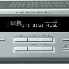 Amplificator - statie - JVC RX-5022R - Amplificator audio