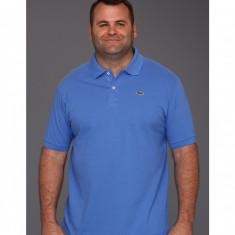 Barbati Lacoste Big S/S Classic Pique Polo Shirt | 100% original | Livrare cca 10 zile lucratoare | Aducem pe comanda orice produs din SUA - Bluza barbati