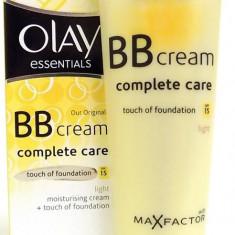 Fond de ten - Cremă de față Olay Essentials BB Cream Complete Care - Light