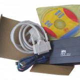 INTERFATA iLDA iSHOW 2.3 PENTRU CONECTAREA LASERELOR DISCO LA COMPUTER SI A SCRIE SAU DESENA CU LASERE.LASER SHOW.