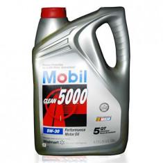 Mobil 5W-30 Clean 5000 - Ulei motor Mobil 1, 5 L