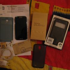 Vand Samsung Galaxy S4 Brown Autumn Edition Impecabil - Telefon mobil Samsung Galaxy S4, Maro, 16GB, Neblocat, Single SIM, 1800-1999 MHz