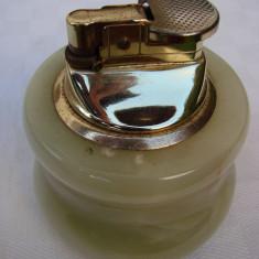 Bricheta Zippo, De masa - Bricheta din onix - functionala, neincarcata