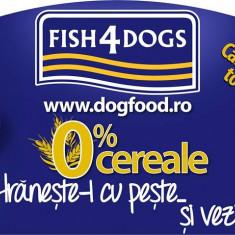 Hrana Caini Fish4Dogs ! - Mancare caini, Uscata
