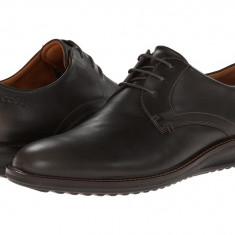 Pantofi barbati ECCO Contoured Plain Toe Tie | 100% originali | Livrare cca 10 zile lucratoare | Aducem pe comanda orice produs din SUA