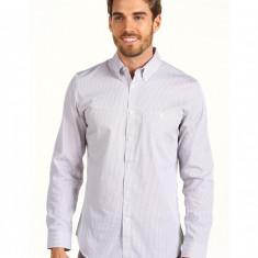 Barbati Calvin Klein L/S Mini Gingham Sport Shirt   Produs100% original   Livrare cca 10 zile lucratoare   Aducem pe comanda orice produs din SUA - Camasa barbati