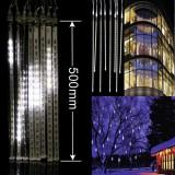 Instalatie electrica Craciun - MEGA SET 5 TURTURI LUMINOSI CU LEDURI PE AMBELE FETE DE 50 CM LUNGIME.DECOREAZA MINUNAT.