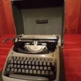 """PRET BOMBA-MASINA DE SCRIS DE COLECTIE"""" ALPINA"""" DIN ANII 1940, STARE BUNA"""
