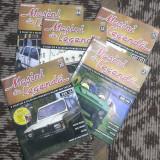 Reviste Masini de Legenda DeAgostini - fara machete