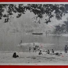 CP anii 50 - Tusnad - Lacul Ana