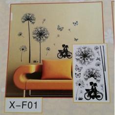 Tapet - Sticker decor X-F01